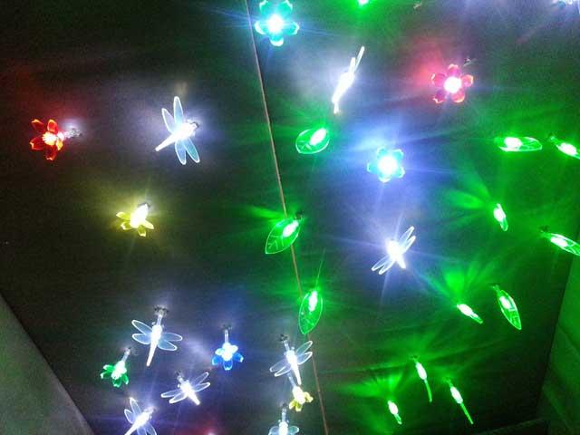 Battery Powered LED Playhouse