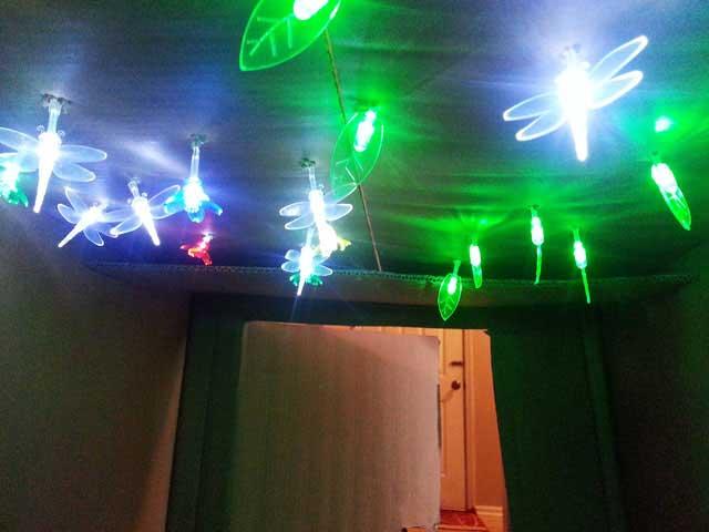 DIY Cardboard Fairy House