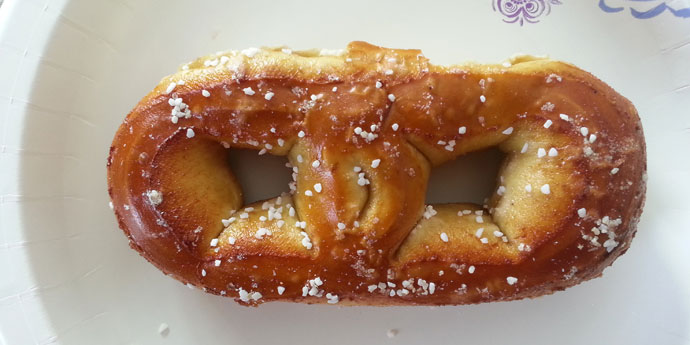 Missing those Wawa Pretzels? Try this almost copycat recipe!