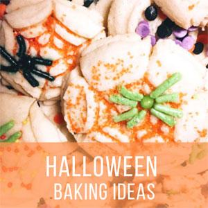 Halloween Baking Ideas