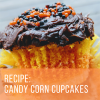 Recipe: Candy Corn Cupcakes
