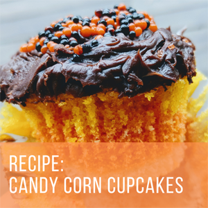 Candy Corn Cupcakes Recipe: A Memorable Treat