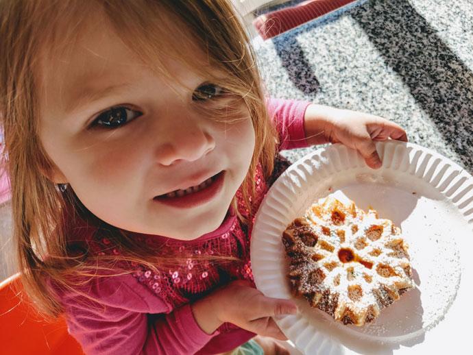 Waffle Dinner Ideas