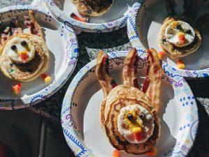 Serve Thanksgiving Pancakes