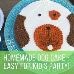 Homemade Dog Cake: Easy Tips!