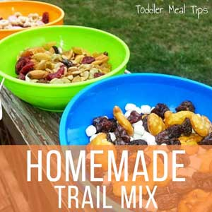 Easy Homemade Trail Mix Recipes for Kids